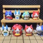 หุ่นนิ้วมือ Yo-Kai Watch ( โยไควอช ) 10 ตัว ไม่ซ้ำแบบ