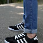 รองเท้าผ้าใบแฟชั่น