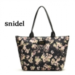 Snidel flower tote จากนิตยสาร With