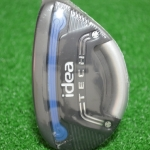 NEW ADAMS IDEA TECH HYBRID 22* #4 / MITSUBISHI FUBUKI FLEX R