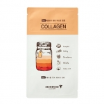 Skinfood Boosting Juice 2-step Mask Sheet, Callagen