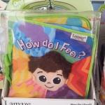นิทานผ้า หนังสือผ้า ของเล่นเด็ก ของเล่นเด็กอ่อน ของเล่นเสริมพัฒนาการ Lamaze002