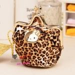 [Preorder] กระเป๋าใส่เหรียญ Hello Kitty แบบที่ 5 (2 ใบ/แพ็ค คละแบบได้) Korean Japanese hello kitty purse Korean cute cartoon fashion ladies bag change clip coins