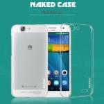 เคสแข็งบางใส Huawei Ascend G7 ยี่ห้อ Bepak Naked Shield (แถมฟิล์ม !!)