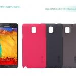 เคสแข็งบาง SS Galaxy Note 3 ยี่ห้อ Nillkin Super Shield