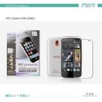 ฟิล์มกันรอยแบบด้าน HTC Desire 500 เกรดพรีเมี่ยม ยี่ห้อ Nillkin Matte