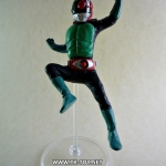 GASHAPON KAMENRIDER ACTION V1