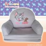 แมว Tom&Jerry  Line 2 in 1 โซฟา+ที่นอนปิคนิคของเด็ก ใช้ในบ้านก็ได้ พกพาไปเที่ยวต่างจังหวัดมีตอนพับ 49*30 cm. ตอนกางเป็นที่นอน 49*93 cm.ระบุลายสำรองให้ 1 ลายด้วยนะคะ สินค้าส่งจากโรงงานไม่ใช่ที่ร้านค่ะ