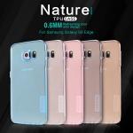 เคสยางนิ่ม บางเฉียบ Samsung Galaxy S6 Edge ยี่ห้อ Nillkin Nature TPU Case
