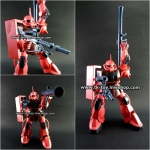 HG Gundam HGUC 032 MS-06S CHARS ZAKU II 1/144 [BANDAI]