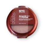 NYC New York Smooth Skin Bronzing Face Powder Matte Bronzer สี Sunny 720A ปริมาณ 9.4g. (ขนาดปกติ) บรอนเซอร์ปรับหน้าเรียว ทำเฉดดิ้งโมเมพาเพลินและบิวตี้บล๊อกเกอร์ต่างcfว่าใช้ดีและคุ้มราคาค่ะ
