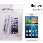ฟิล์มกันรอยหน้าจอ Huawei Ascend G7 ยี่ห้อ Screen Guard