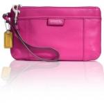 ❤❤ พร้อมส่งค่ะ ❤❤ กระเป๋า Coach รุ่น Daisy Leather Medium Wristlet