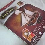 จิ๊กซอ 3มิติ เรือยอร์ชแมรี่(Yacht Mary)