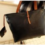 Maomaobag กระเป๋าสะพายหนังใบใหญ่ จุของได้เยอะ มีกระเป๋าใบเล็กด้วยค่ะ