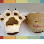 อุ้งมือหมี ริลัคคุมะ Rilakkuma สวมมือได้