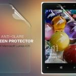 ฟิล์มกันรอย เกรดพรีเมี่ยม Microsoft Lumia 435 ยี่ห้อ NILLKIN