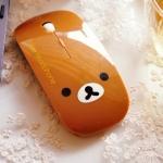 Rilakkuma wireless mouse เม้าส์ไร้สาย 2.4 GHz/ Rilakkuma