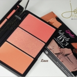 SLEEK Makeup Blush By 3 สี 367 Lace พาเลต Limited ซื้อ 1 ได้สวยถึง 3 สีในหนึ่งเดียว