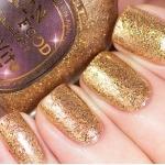 Skinfood Nail Vita Alpha Sparkling Wine #AGL15 Bronze