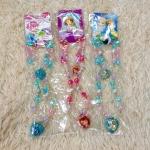 พร้อมส่งค่ะ itemออกงานคุณลูก setสร้อยคอ+สร้อยข้อมือ Frozen/ My Little Pony/ Sofia the first