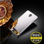 Luxury Mirror Bumper สำหรับ Oppo Neo 3 / Neo 5 ( แถมฟิล์มฟรี !!)