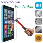 ฟิล์มกระจกนิรภัย Tempered Glass Film สำหรับ Microsoft Lumia 535