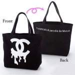 Japan Mistura black tote bag (Chanel)