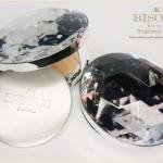 Bisous Bisous Pink Martini Diamond Powder Pact Q10 Vitamin B3 SPF25 PA++ #2