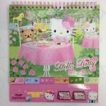 มาแล้วจ้า ปฏิทินตั้งโต๊ะ Hello Kitty 2015 by Sanrio