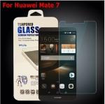 ฟิล์มกระจกนิรภัย Tempered Glass สำหรับ Huawei Ascend Mate 7