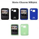 เคสยางซิลิโคนนิ่ม Motorola Charm <MB502> ยี่ห้อ EMPIRE