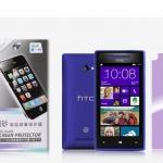 ฟิล์มกันรอยแบบด้าน HTC 8X เกรดพรีเมี่ยม ยี่ห้อ Nillkin