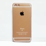case iphone 5/5s/SE เคสสีพิ้งโกล
