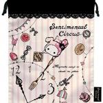Sentimental Circus ถุงผ้าสกรีนลายแบบรูด