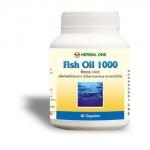 Fish Oil น้ำมันปลา 60 capsule