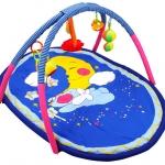 Play Gym - ที่นอนกิจกรรมลายพระจันทร์ ยี่ห้อ itty-bitty