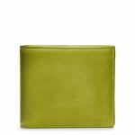 ❤❤ พร้อมส่งค่ะ ❤❤ กระเป๋า Coach รุ่น Bleecker Legacy Compact Id Wallet In Leather