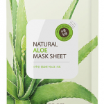 The Saem natural aloe mask sheet สำเนา