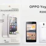 ฟิล์มกันรอยชนิดใส (ตรงรุ่น) OPPO Yoyo - R2001