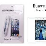 ฟิล์มกันรอยหน้าจอ Huawei Honor 6 ยี่ห้อ Screen Guard