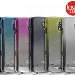 เคสแข็งบางลายหยดน้ำ Samsung Galaxy Nexus - I9250 รุ่น Imak RainDrop