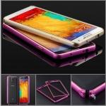 กรอบอลูมิเนียม Samsung Galaxy Note 2 รุ่น Aluminium Bumper สุดหรู !!