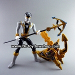 Ranger Key Series AMAS Gokai Silver Gold Mode (Completed)