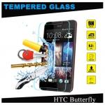 ฟิล์มกระจกนิรภัย Tempered Glass สำหรับ HTC Butterfly - X920d