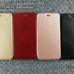 Diary Case กรอบใส (Asus Zenfone 3 MAX)