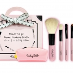 Basic Brush 6Pcs. Cathy Doll #24 Ready to Go Travel Brush