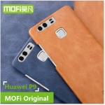กรอบหนัง Huawei P9 Lite ยี่ห้อ MOFi Vintage Cover