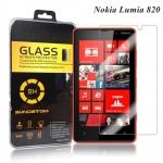 ฟิล์มกระจกนิรภัย Tempered Glass สำหรับ Microsoft Lumia 820