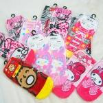 พร้อมส่งจ้า ถุงเท้า SANRIO JAPAN น่ารักทุกลายเลย